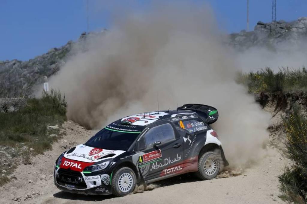WRC Portogallo 2015, ottimi piazzamenti per Citroen