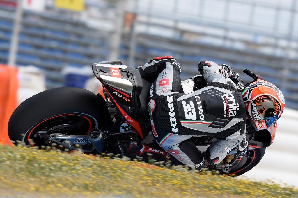 MotoGP 2015, Marco Melandi nei test