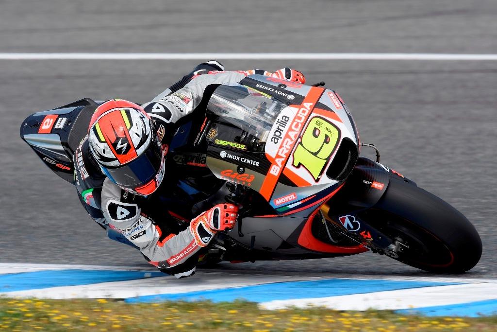 MotoGP test Jerez, Alvaro Bautista