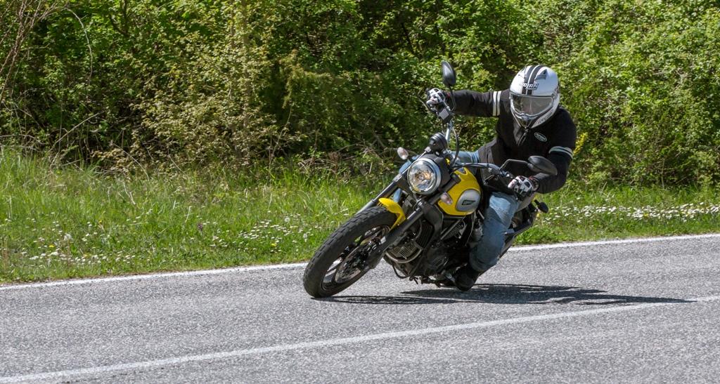Ducati Scrambler Icon, inaspettatamente moto...