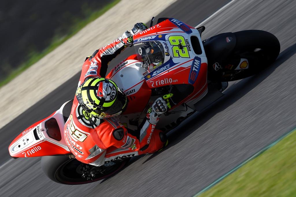MotoGP, Ducati Team, Andrea Iannone