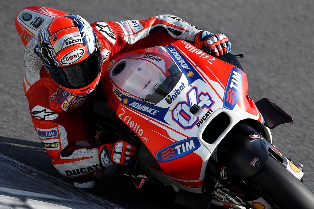 MotoGP, Ducati Team, Andrea Dovizioso