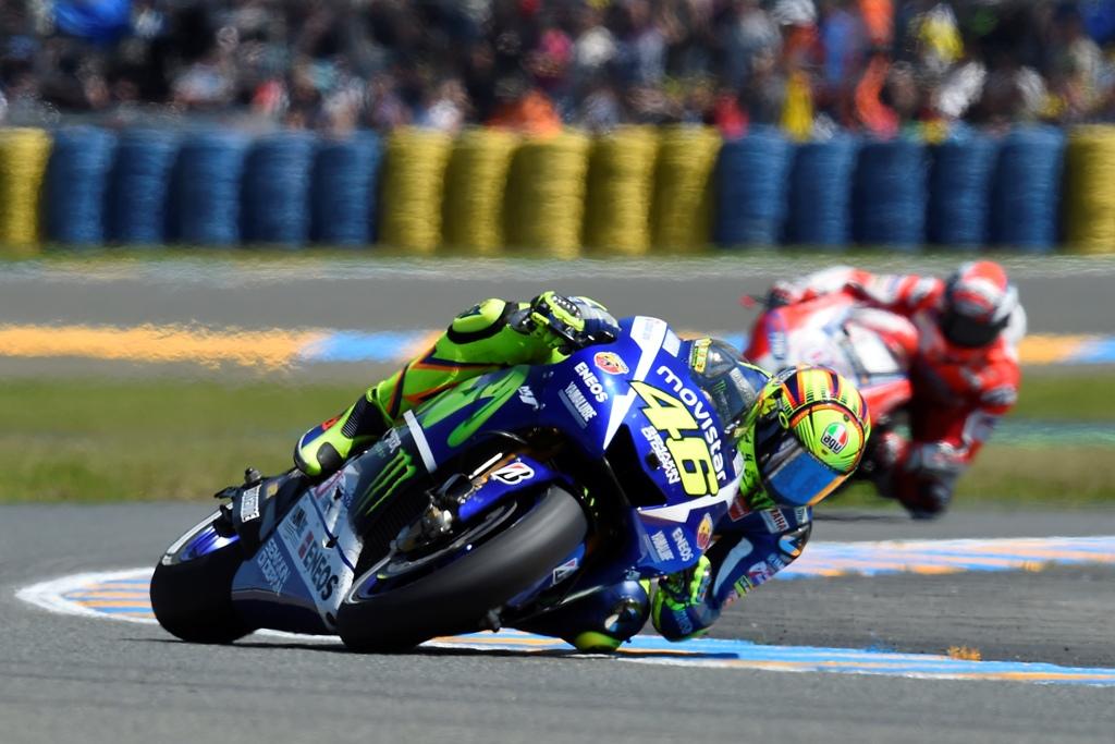 MotoGP 2015, Valentino Rossi, sempre più solitario in classifica iridata