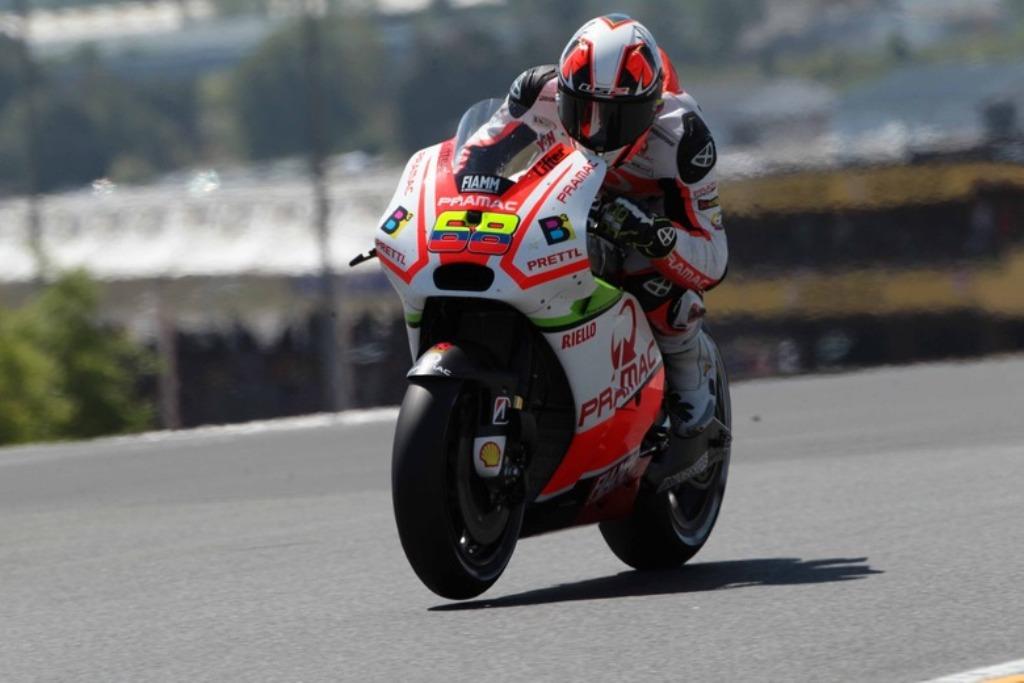 MotoGP 2015, Le Mans, Danilo Petrucci ha chiuso con un ottimo 10° posto