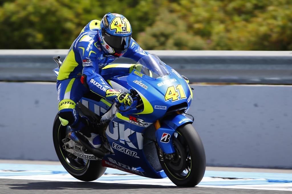 MotoGP 2015, Le Mans, Aleix Espargaro costretto al ritiro per un problema tecnico
