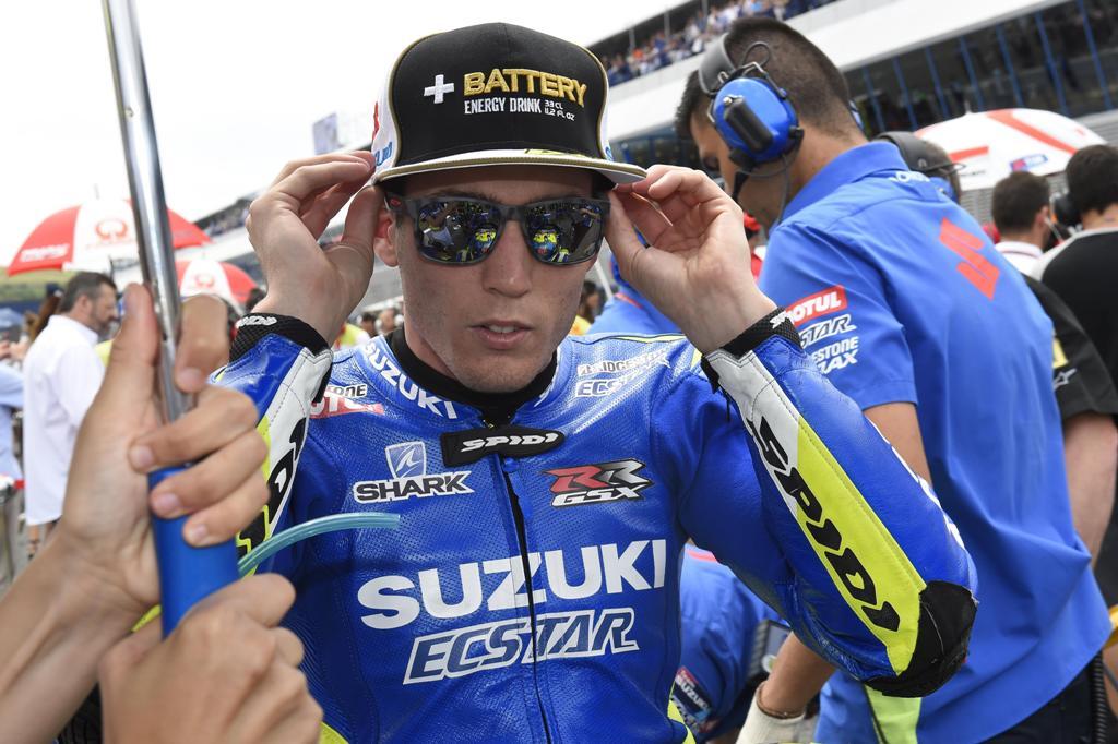 MotoGP 2015, Aleix Espargaro Suzuki Team