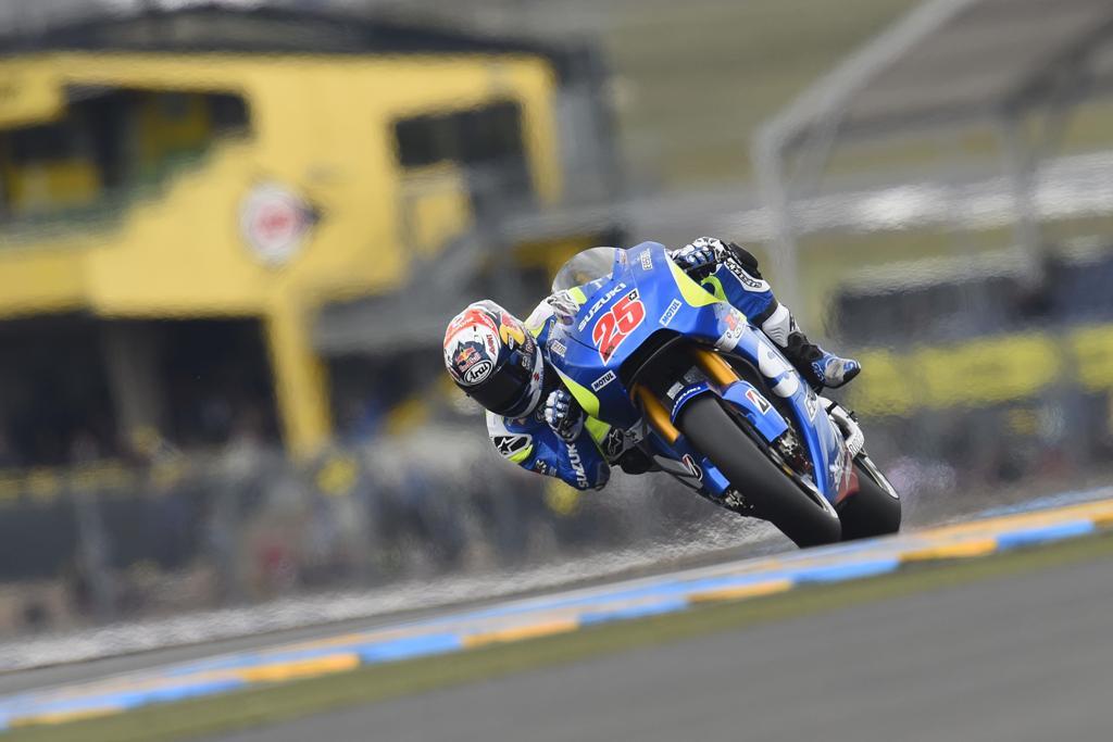 MotoGP 2015, Maverik Vinales, Le Mans