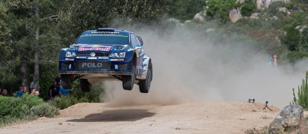 WRC 2015, Sardergna, Sebastien Ogier