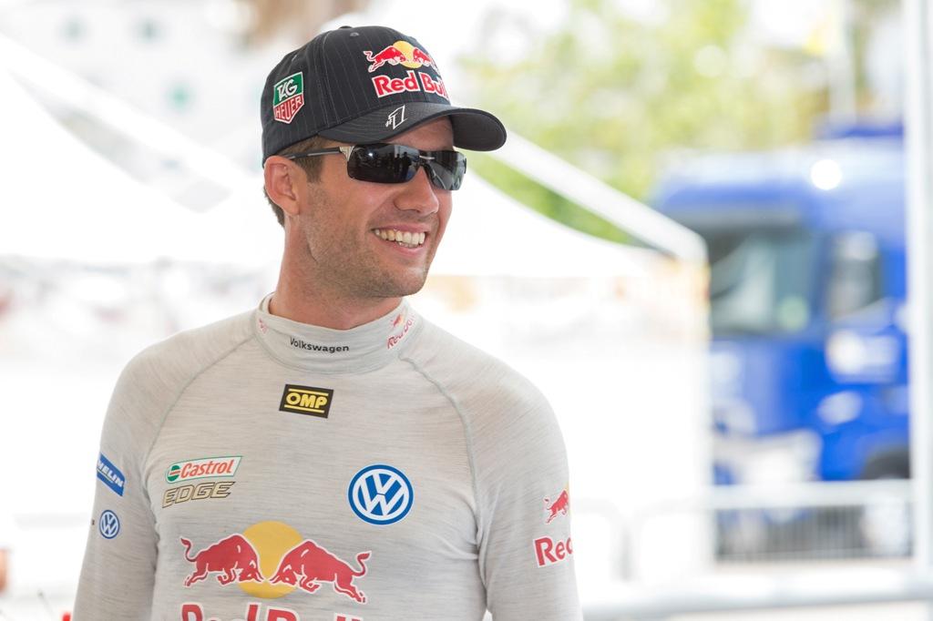 WRC 2015, Sebastin Ogier al top anche in Sardegna
