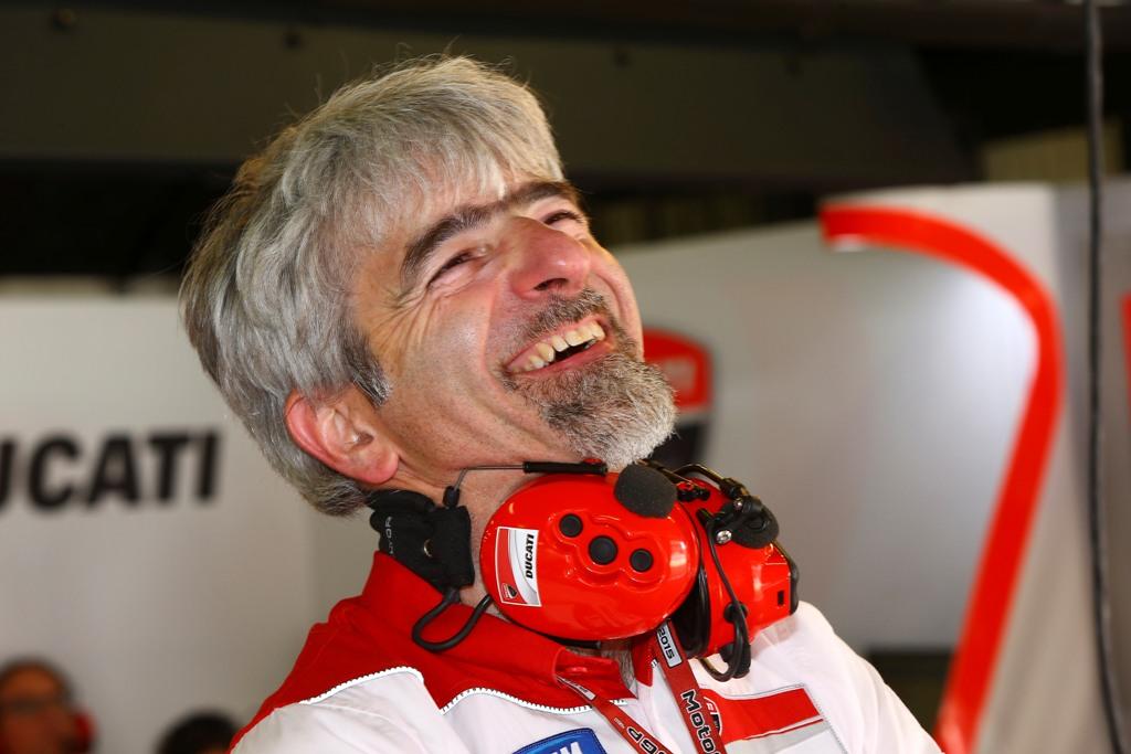 MotoGP 2015, Barcellona, l'Ing. Gigi dall'Igna,Ducati, ottimo quarto posto per Iannone