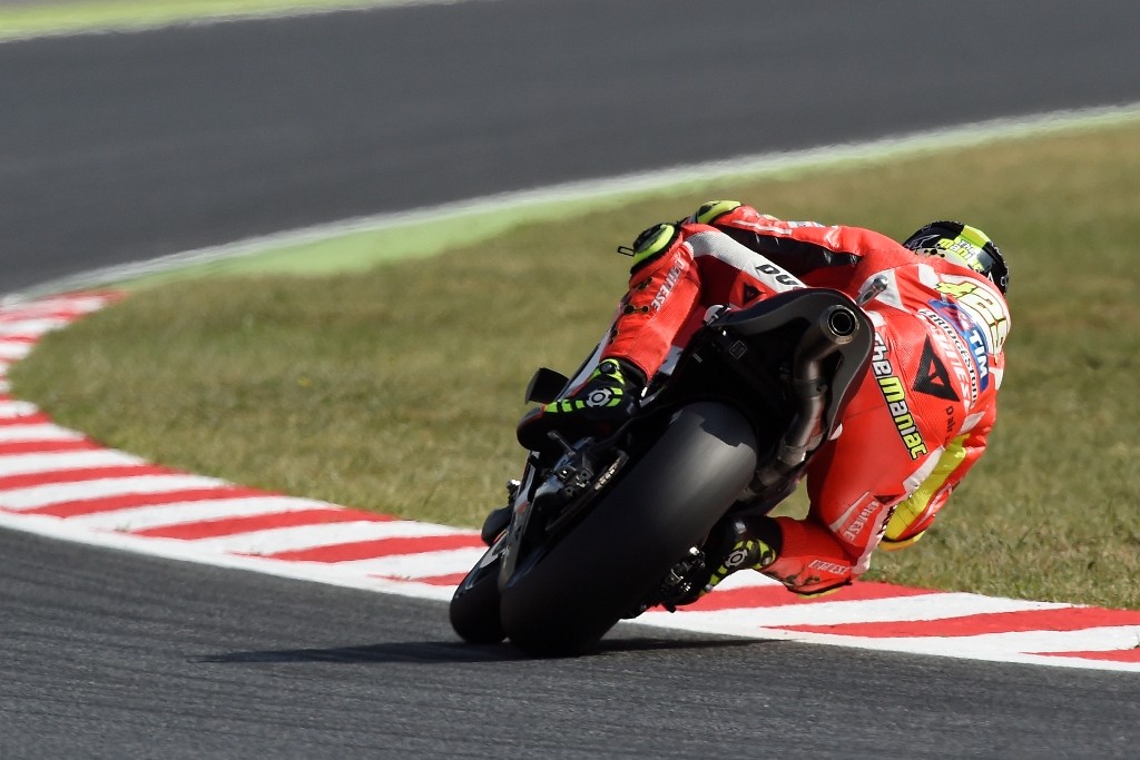MotoGP 2015, Barcellona, Andrea Iannone