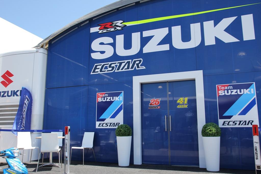 MotoGP 2015, Mugello, Team Suzuki Ecstar