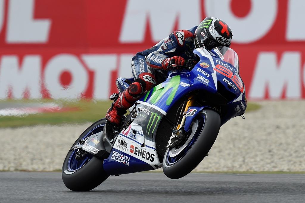MotoGP Assen 2015, Jorge Lorenzo, terzo in Olanda