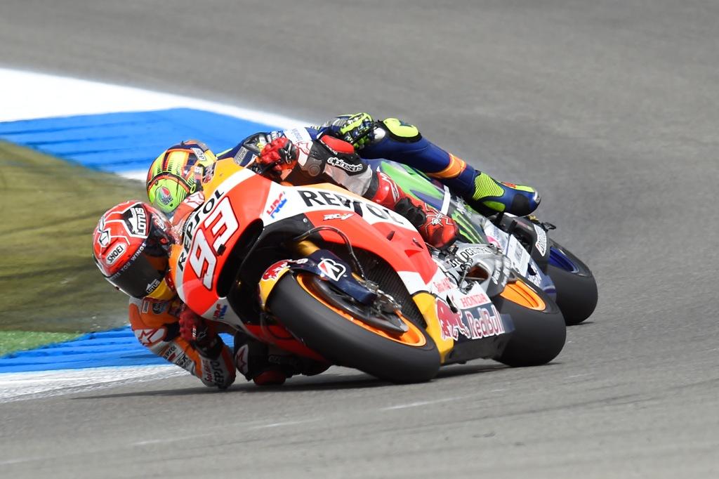MotoGP 2015, Assen, Marc Marquez, ora è quarto in classifica iridata