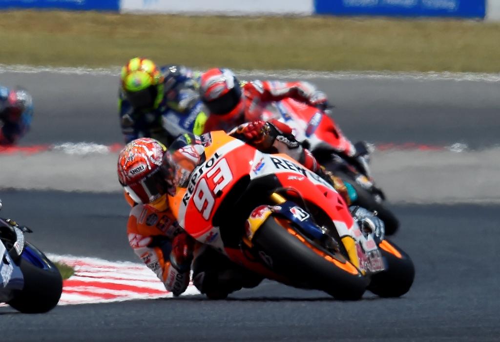 MotoGP 2015, Barcellona, altro errore per Marc Marquez