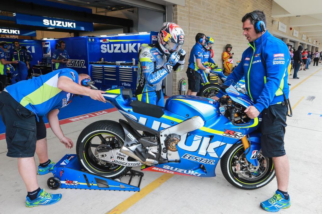 MotoGP 2015, Suzuki GSX-RR 2015, Maverik Vinales