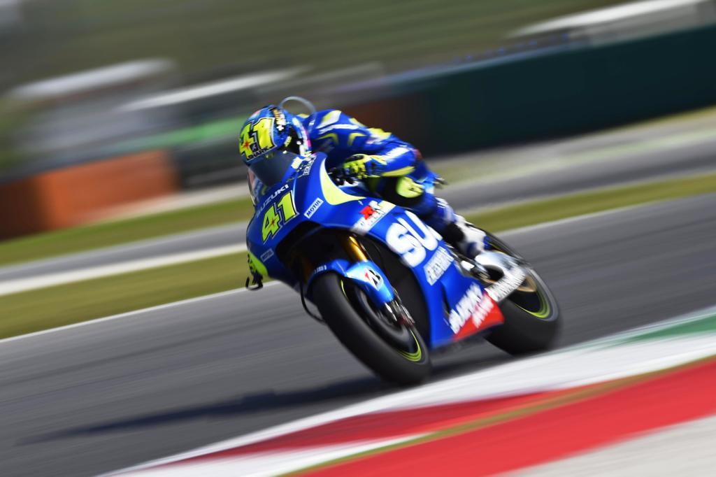 MotoGP 2015, Mugello Aleix Espargaro