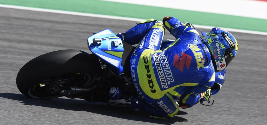 MotoGP 2015, Aleix Espargaro in gara
