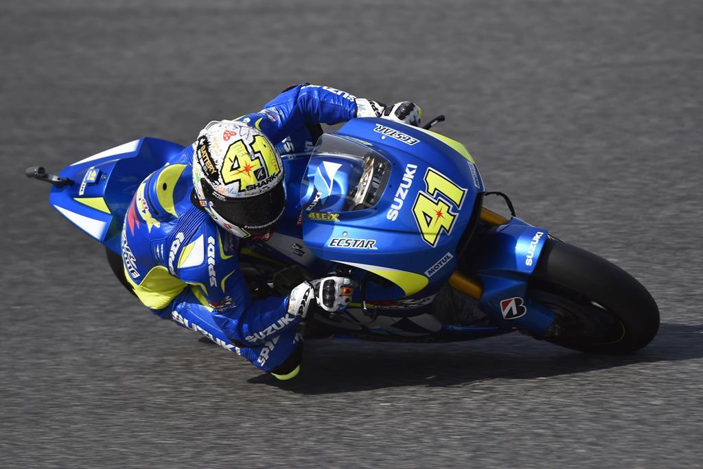 MotoGP 2015, Barcellona, Aleix Espargaro, prima pole per Suzuki