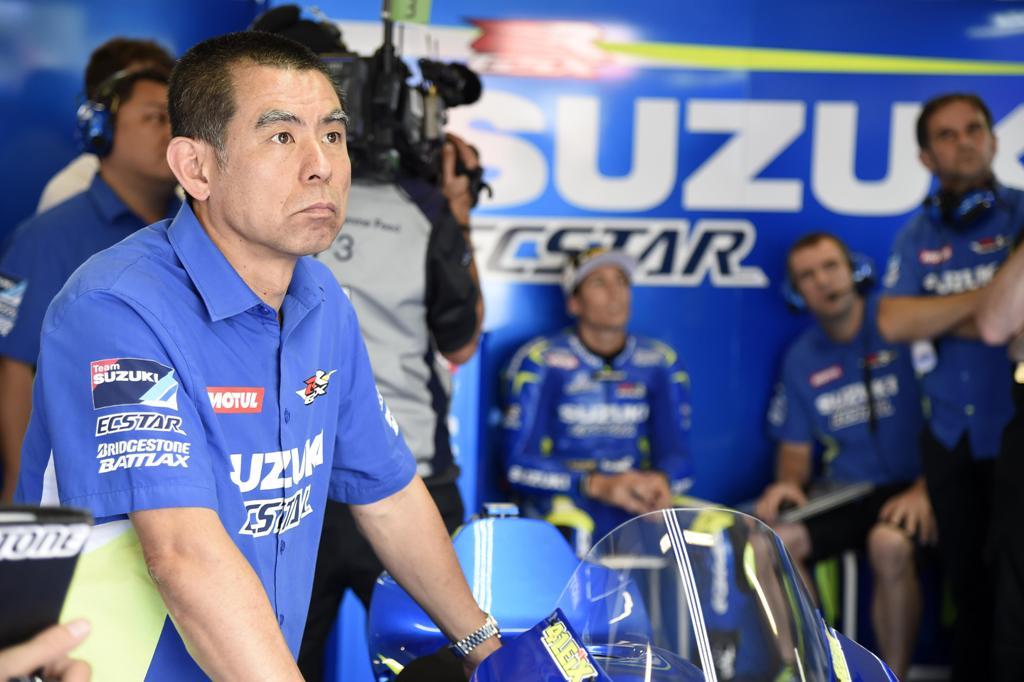 MotoGP Assen 2015, Satoru Terada