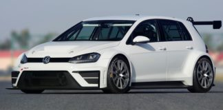 Golf TCR VW Motorsport