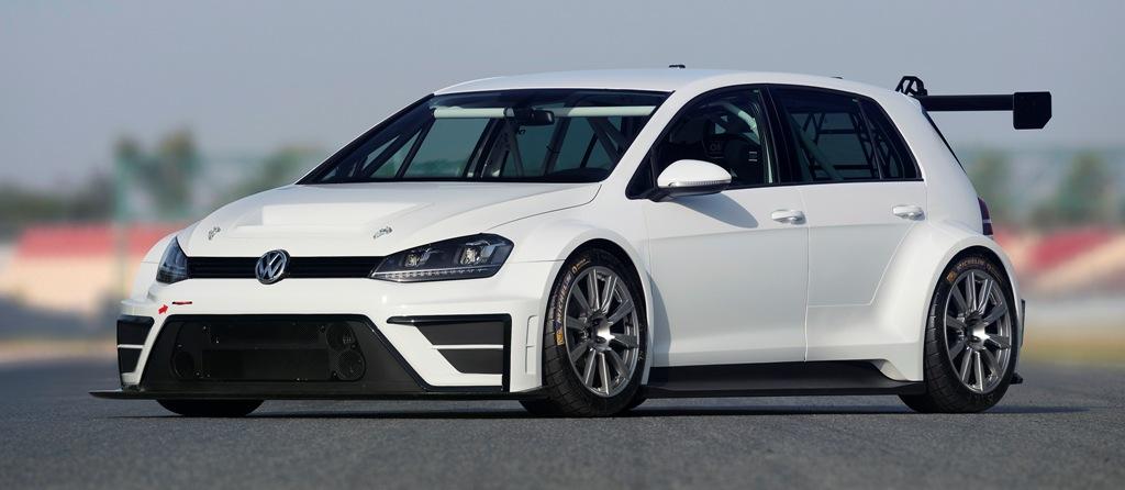 Golf TCR VW Motorsport