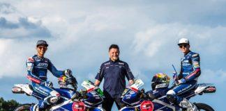 Castrolo Moto3, Team Gresini