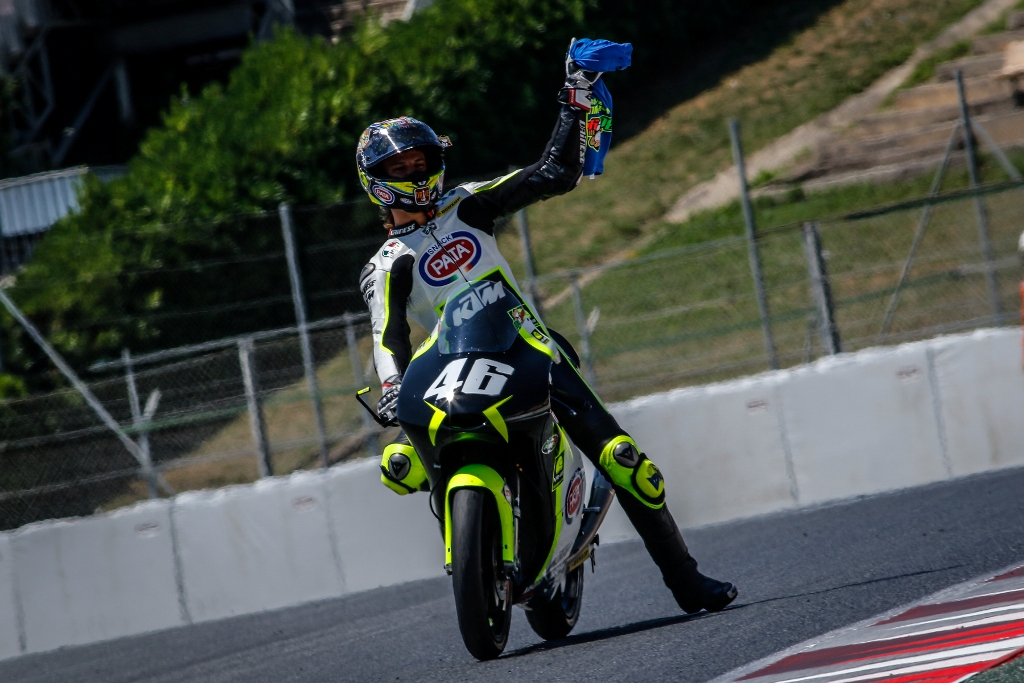 Junior Team VR46, dopogara per Bulega