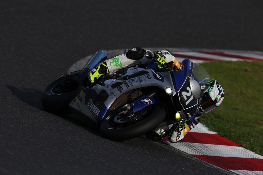 Gara velocissima per il Team Yamaha, che vince a Suzuka dopo 19 anni