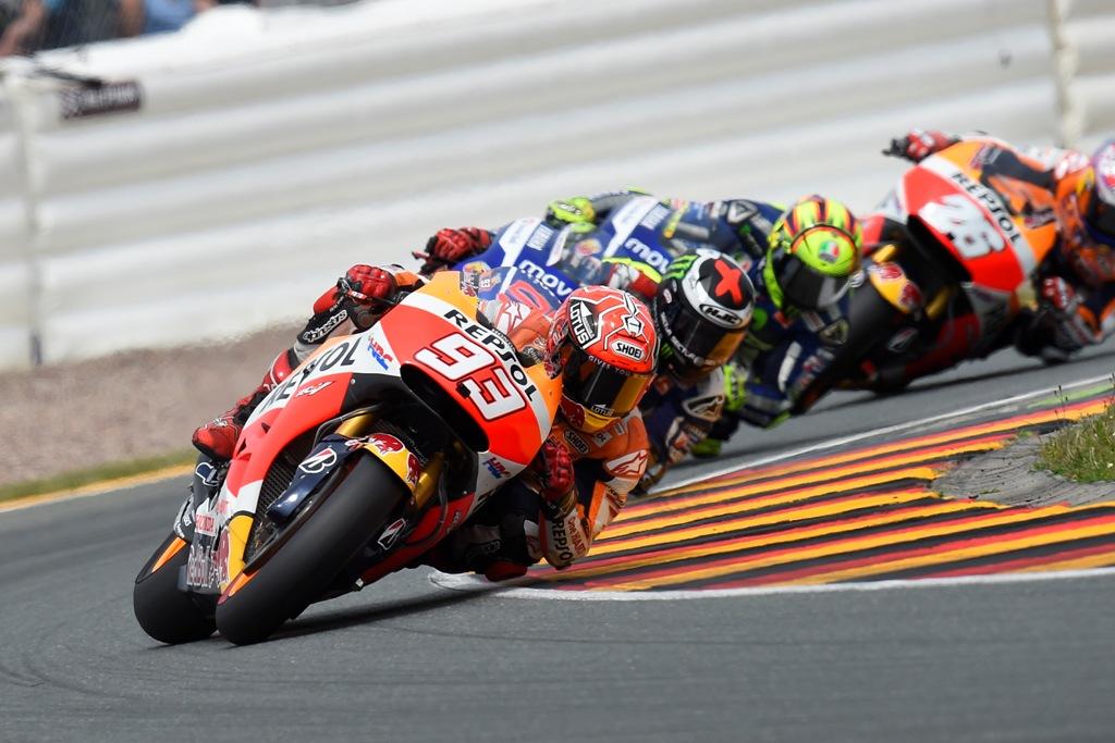 MotoGP 2015, GP Germania, Marquez
