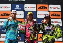 MX Femminile 2015, Kiara Fontanesi 4° titolo iridato per lei