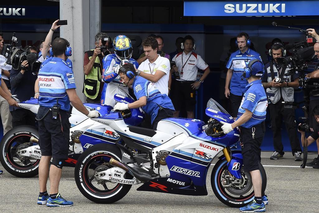 MotoGP 2015, Germania. solo due gare per la livrea 30° Anniversario