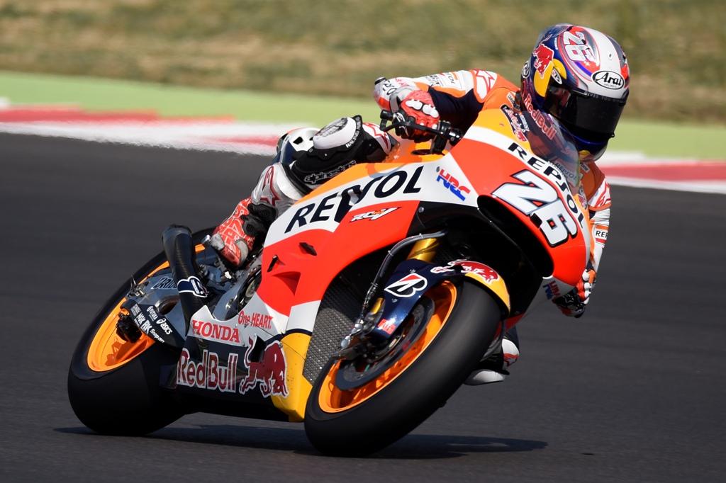 MotoGP 2015, test Misano, Dani Pedrosa