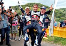 WRC 2015, Germania, podio Volkswagen