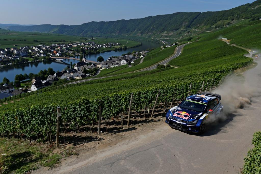 WRC Germania, sempre molto suggestivo