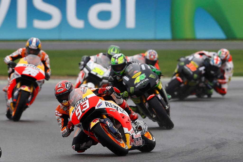 MotoGP 2015, Marc Marquez, Silverstone 2015