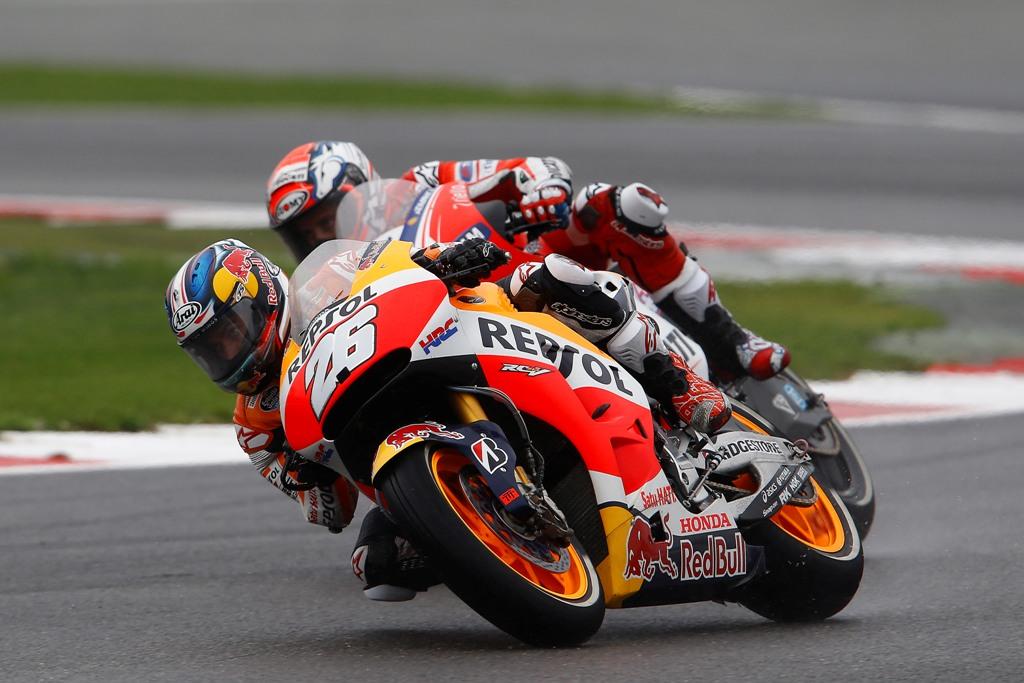MotoGP, Dani Pedrosa, GP Silverstone 2015