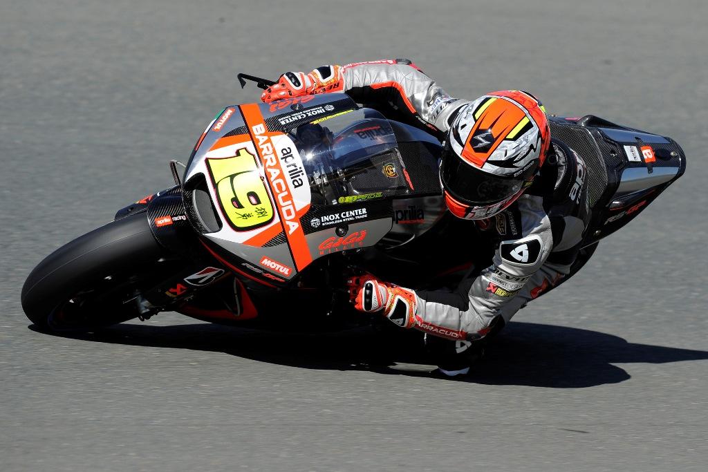 MotoGP, Aorilia RS-GP, Alvaro Bautista