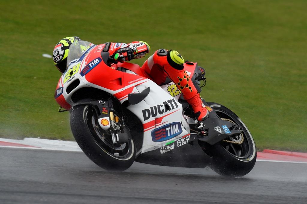 Andrea Iannone, MotoGP, Silverstone 2015