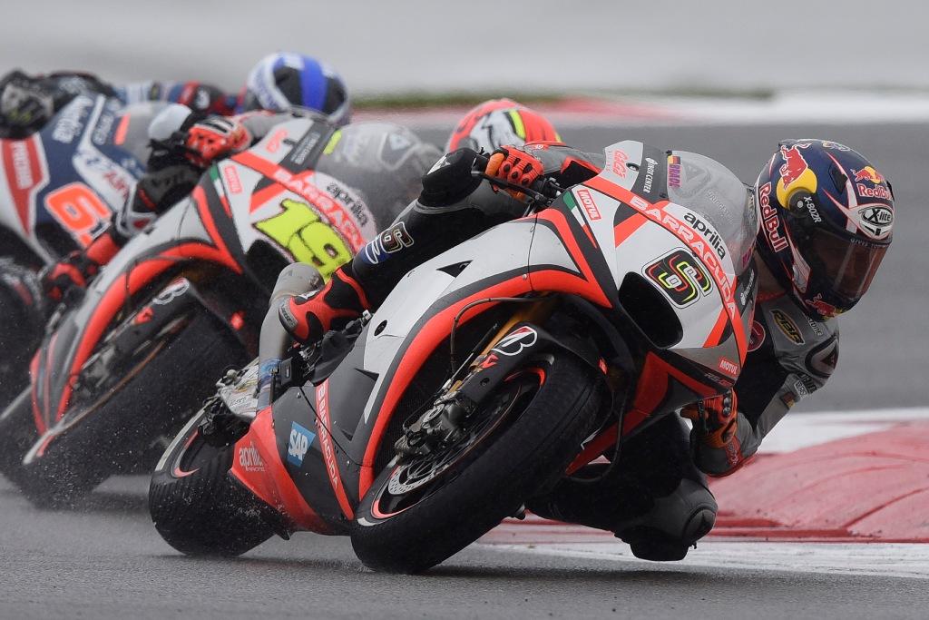 MotoGP 2015, Bradl piace e convince nonostante la caduta a Silverstone