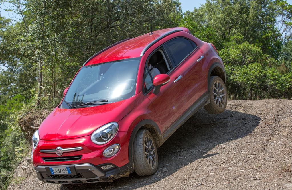 Fiat 500X, nessuno può fermarla...