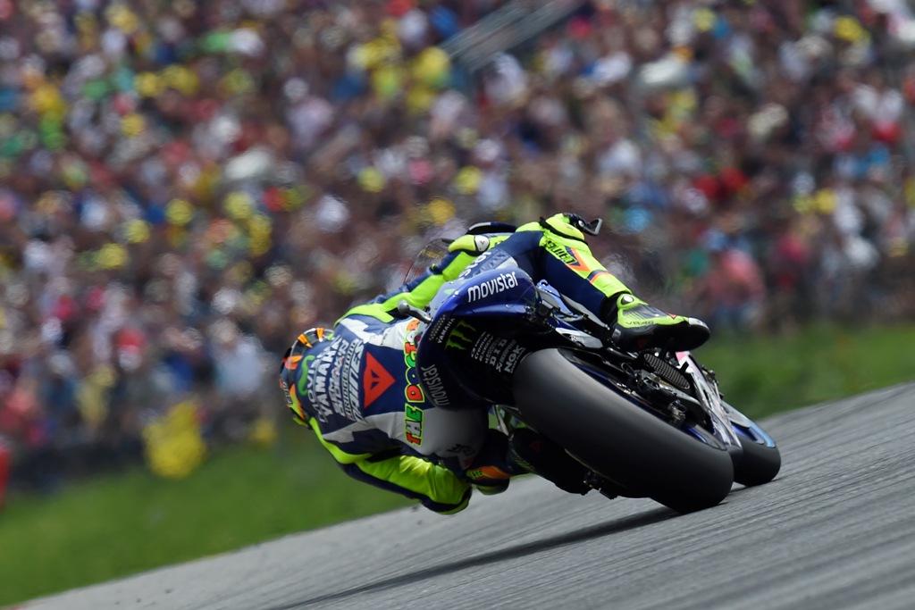 MotoGP 2015, GP Germania, Valentino Rossi