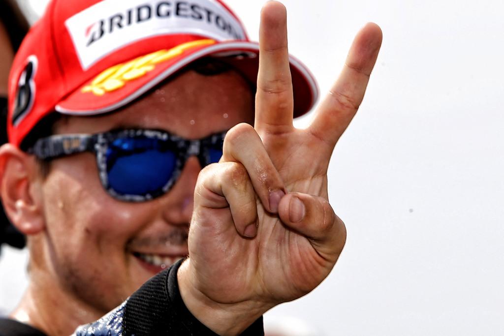 MotoGP 2015, Jorge Lorenzo, grande gara per lo spagnolo  e la sua M1