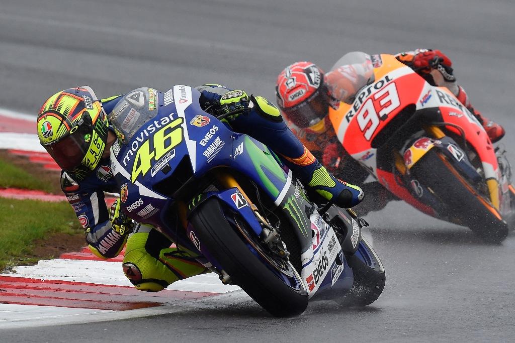 MotoGP Silversone 2015, Valentino Rossi la prima vittoria a Silverstone