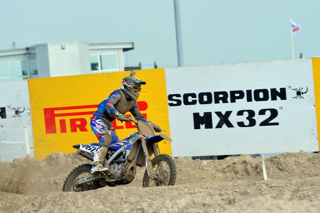 Romani Febvre è Campione del mondo della MX GP