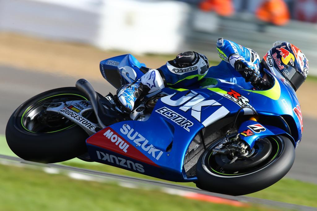 MotoGP 2015, Maverik Vinales , Silverstone 2015