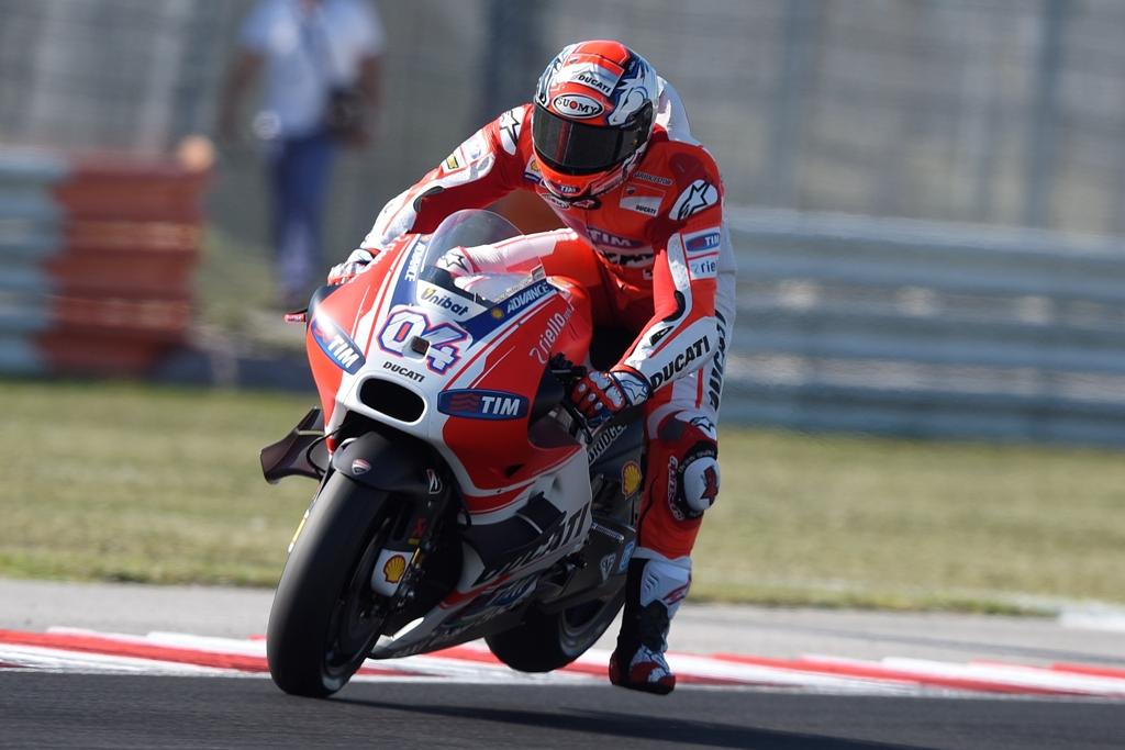 MotoGP 2015, Misano, Dovizioso