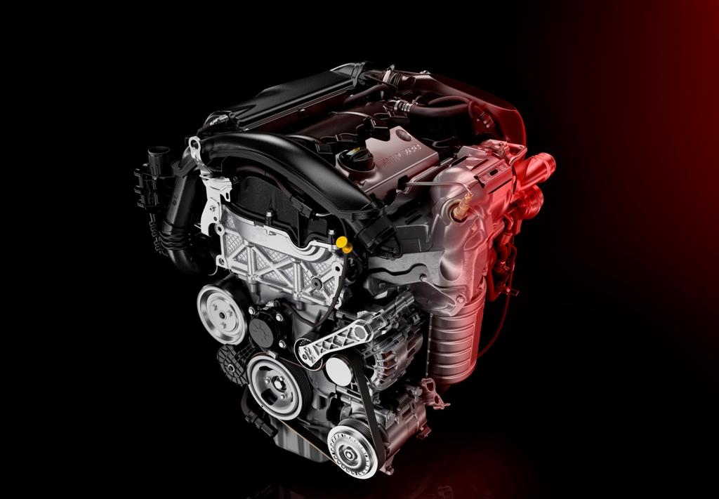Il propulsore turbo da 1600 cc della 208GTi, nuova mappatura per il differenziale Torsen