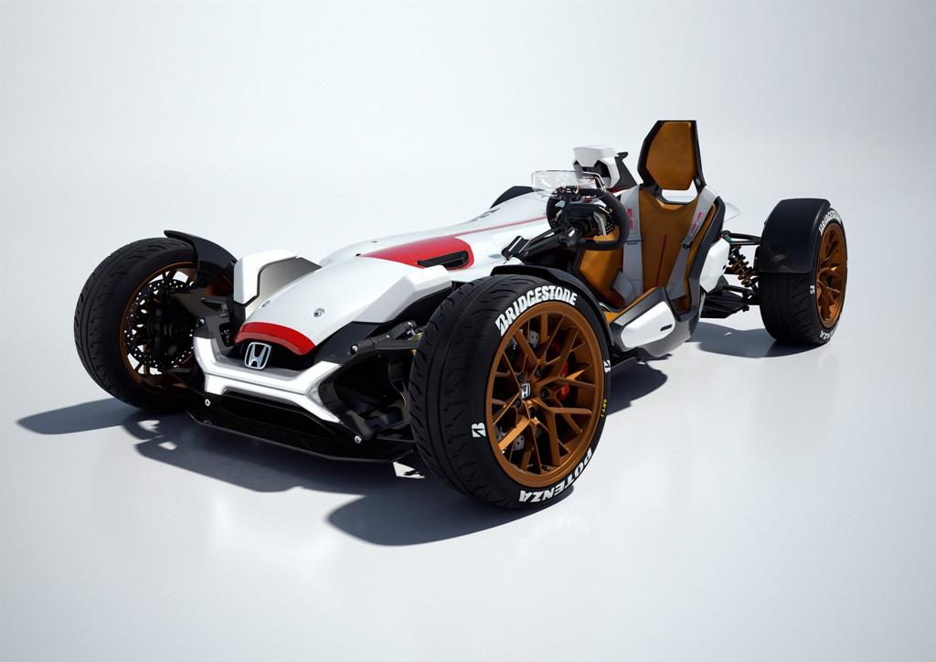 Honda Project 2&amp4 si tuffa in un segmento nuovo