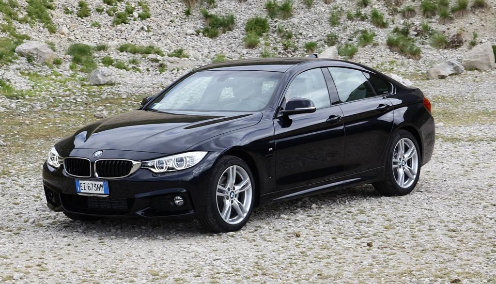 BMW Serie 4d Gran Coupè, sportiva ed elegante